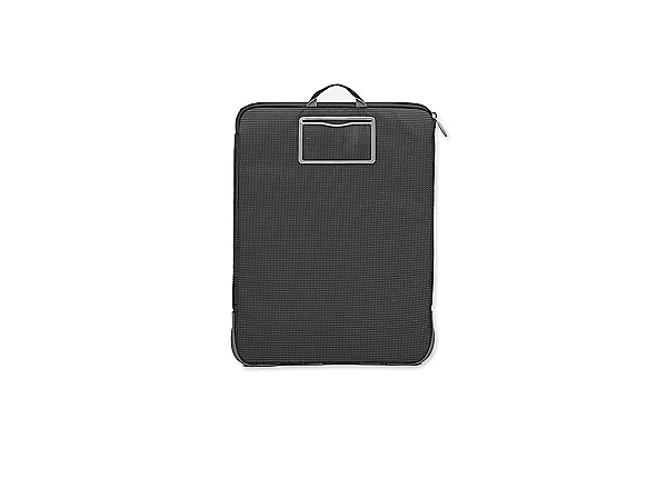 "Brenthaven Tred Slim Sleeve for 11"" MacBook and Chromebook - Black"