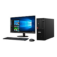 Lenovo ThinkStation P330 (2nd Gen) - tower - Core i7 9700K 3.6 GHz - 16 GB
