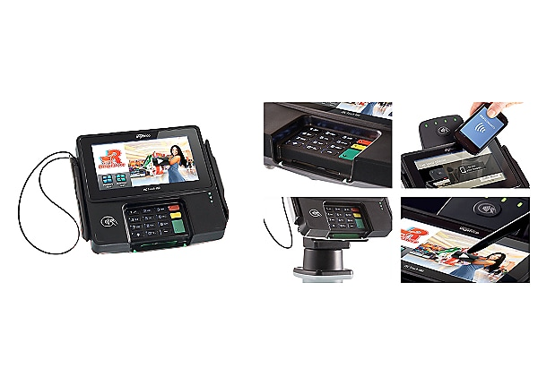 """Ingenico iSC Touch 480 7"""" 15 Keys Payment Terminal"""