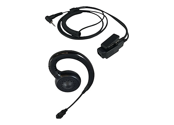 EnGenius SN-ULTRA-EPMH - earphone with mic - with EnGenius SN-ULTRA-EPM mic