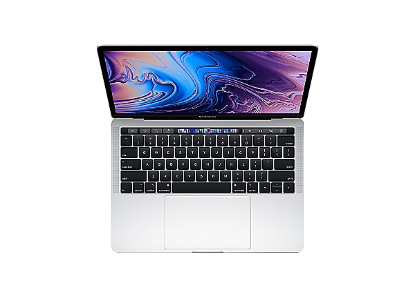 "Apple MacBook Pro 13"" Core i7 2.8GHz 8GB 256GB - Touch Bar - Silver"