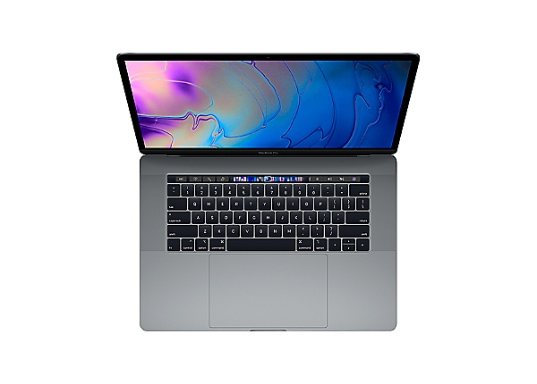 """Apple MacBook Pro 15"""" Core i9 2.4GHz 32GB 2TB 555X - Touch Bar - Space Gray"""