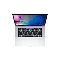 """Apple MacBook Pro 15"""" Core i7 2.6GHz 32GB 2TB 555X - Touch Bar - Silver"""