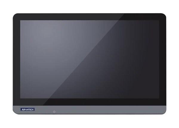 Advantech POC-W243L - all-in-one - Celeron 3965U 2.2 GHz - 4 GB - no HDD -