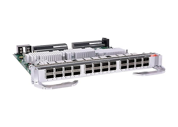 Cisco Catalyst 9600 Series Line Card - switch - 24 ports - plug-in module