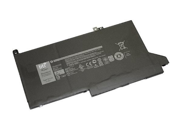 BTI - notebook battery - Li-Ion - 3500 mAh - 42 Wh