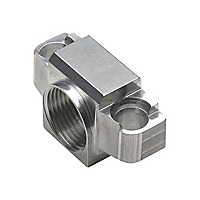 """AXIS 3/4"""" NPS Adapter - camera dome pipe coupling"""