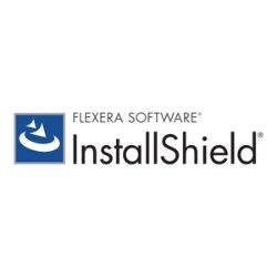 InstallShield 2019 Express - Node-Locked License + 1 Year Silver Maintenanc