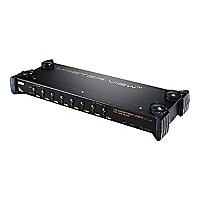 ATEN MasterView 8-Port KVM Kit