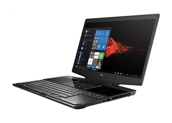 "OMEN X by HP 2S 15-dg0010nr - 15.6"" - Core i7 9750H - 16 GB RAM - 512 GB SS"