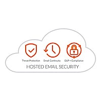 SonicWall Hosted Email Security Essentials - subscription license (1 year)
