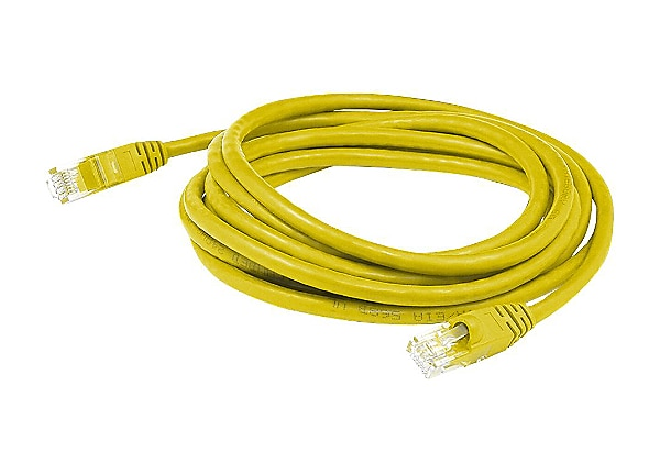 Proline patch cable - 29 ft - yellow