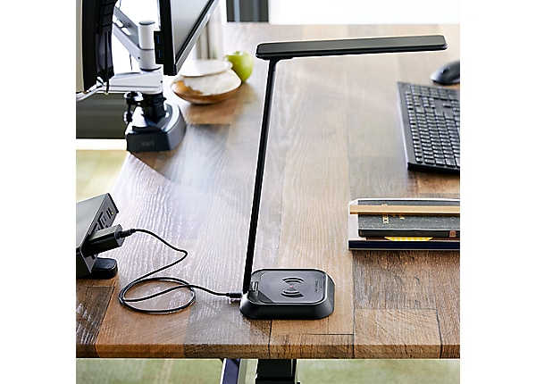 Vari LED Task Lamp+Wireless Charger