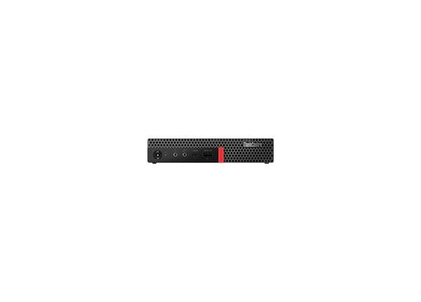 Lenovo ThinkCentre M920q - minuscule - Core i5 8500T 2.1 GHz - 8 Go - SSD 256 Go