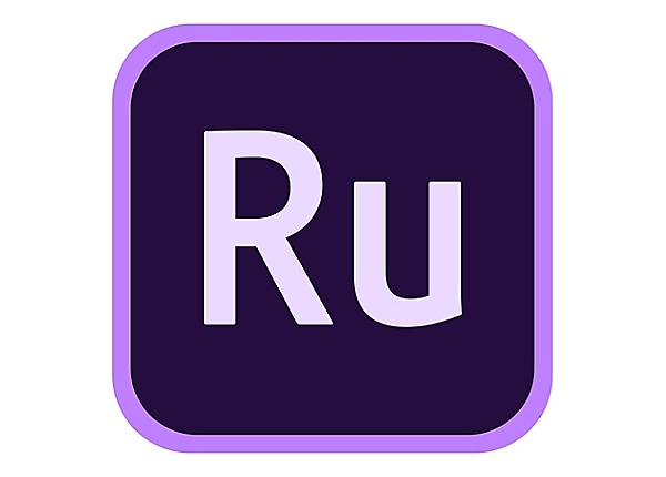 Adobe Premiere Rush for Teams - Team Licensing Subscription Renewal (monthl
