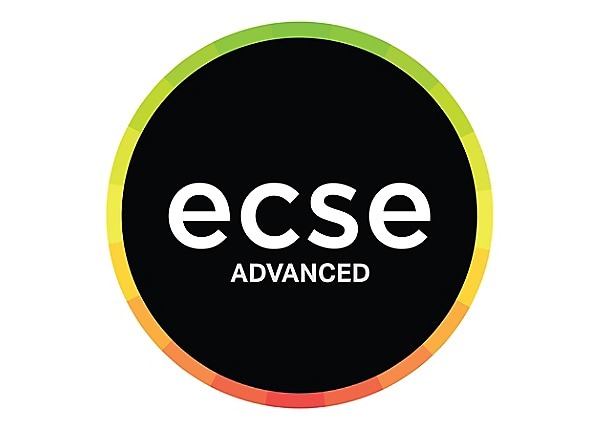 ECSE Advanced - Instructor-led training (ILT) - lectures and labs