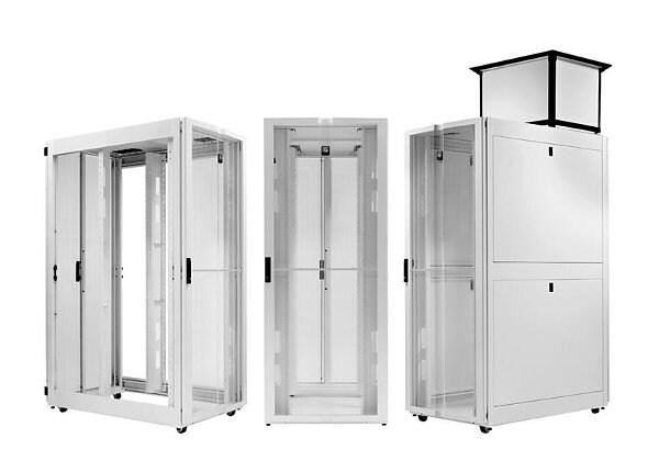 Chatsworth GF-Series GlobalFrame Gen 2 45U Cabinet System - Black
