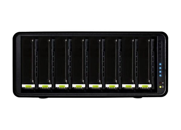 Drobo 8D - hard drive array
