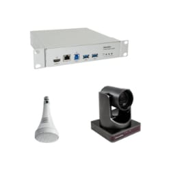 ClearOne Collaborate Versa Pro 150 - video conferencing kit