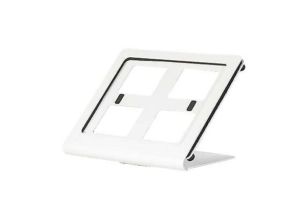 "SpacePole C-Frame High Universal Fitting for 10"" Tablets - Red"