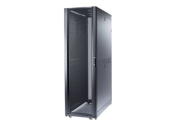 APC NetShelter SX Enclosure with Roof and Sides rack - 42U