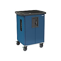 Bretford EVER Cart 45U AC Charging Cart - Topaz