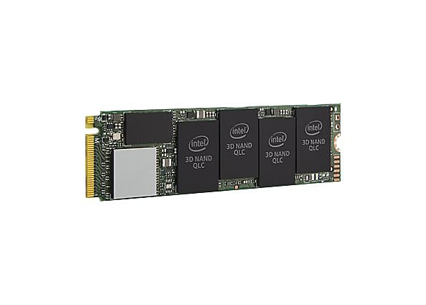 Intel Solid-State Drive 660p Series - solid state drive - 512 GB - PCI Expr