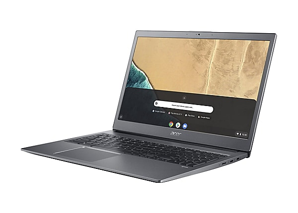 "Acer Chromebook 715 15.6"" Intel Pentium 4417U 8GB RAM 32GB Chrome"