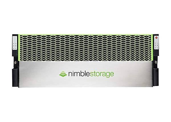 Nimble Storage Adaptive Flash HF-Series HF40 - solid state / hard drive arr