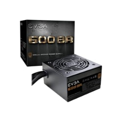EVGA 600 BR - power supply - 600 Watt