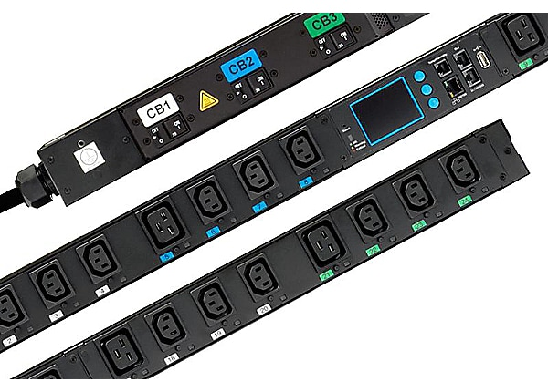 CPI eConnect Power Distribution Unit Switched Pro - power distribution unit