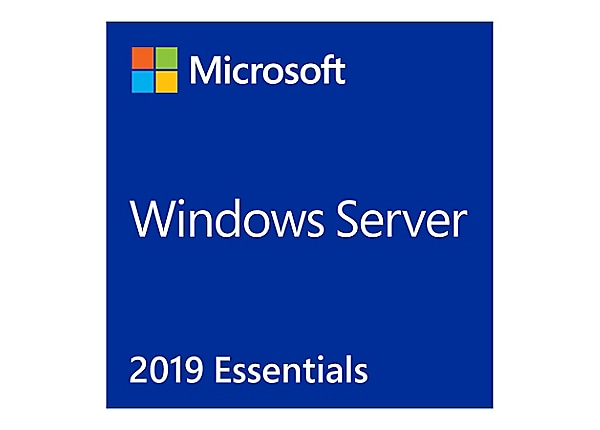 Microsoft Windows Server 2019 Essentials - license - 1 license