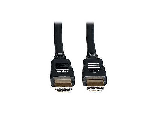 Tripp Lite High Speed HDMI Cable with Ethernet Digital Video Audio M/M 50ft