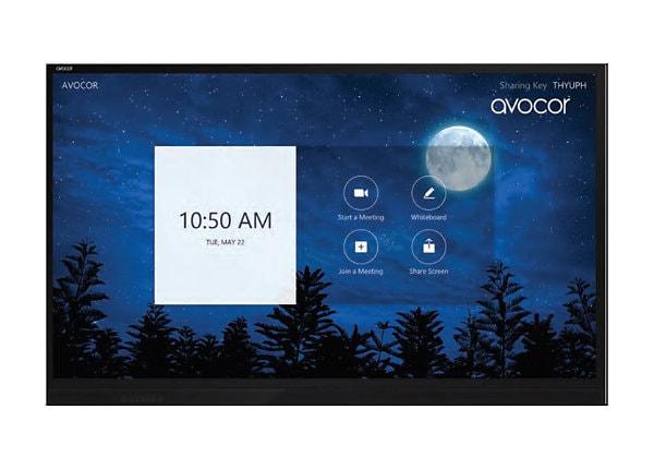 "Avocor AVE-7520 E-Series - 75"" LED display - 4K"