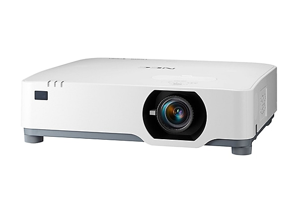 NEC NP-P605UL - LCD projector - zoom lens