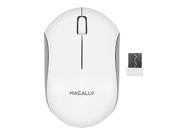 Macally RFQMOUSE - mouse - RF