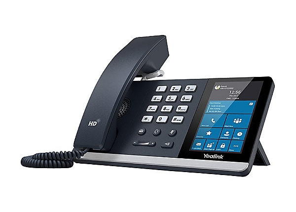 Yealink T55A - Skype for Business Edition - VoIP phone