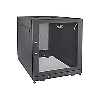 Tripp Lite Rack Enclosure Server Cabinet 14U 42in Deep w/ Doors & Sides