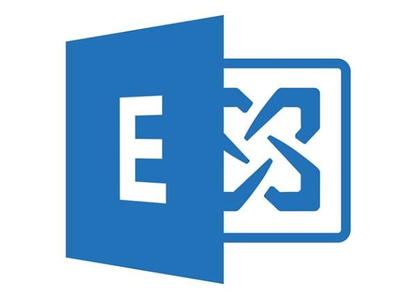 Microsoft Exchange Online Plan 1A for Alumni - subscription license (1 mont