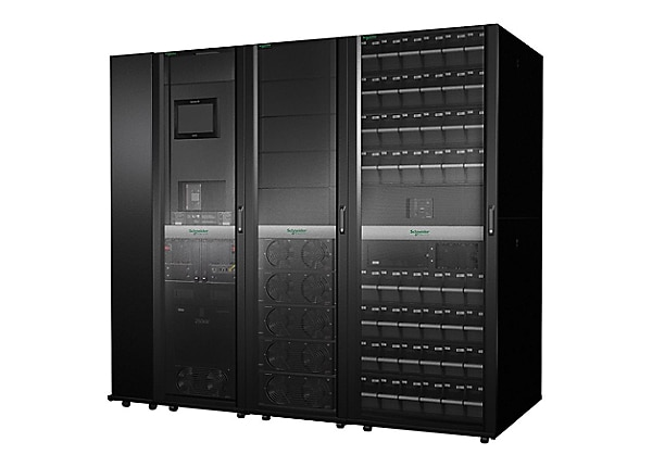 APC Symmetra PX 125kW Scalable to 250kW with Left Mounted Maintenance Bypas