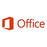 Microsoft Office Professional Plus - SA Step Up from Office Std
