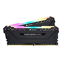 CORSAIR Vengeance RGB PRO - DDR4 - kit - 16 Go: 2 x 8 GB - DIMM 288-pin - u