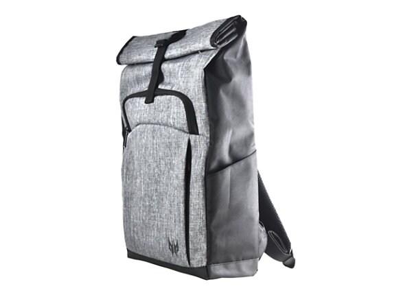 Acer Predator Rolltop JR. notebook carrying backpack