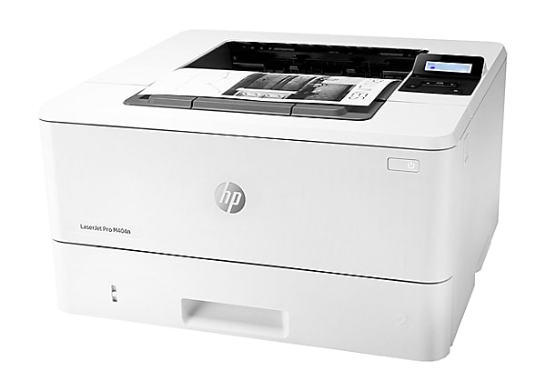 HP LaserJet Pro M404n - printer - monochrome - laser