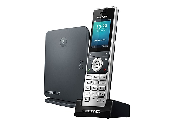 Fortinet FortiFone FON-D71 - cordless extension handset