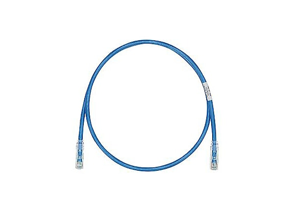 Panduit TX6-28 Category 6 Performance - patch cable - 3 ft - blue