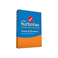 TurboTax Home & Business 2018 - license - 12 returns