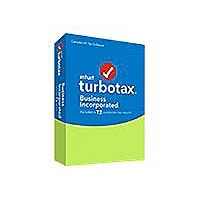 TurboTax Business Incorporated 2018 - box pack - 1 license