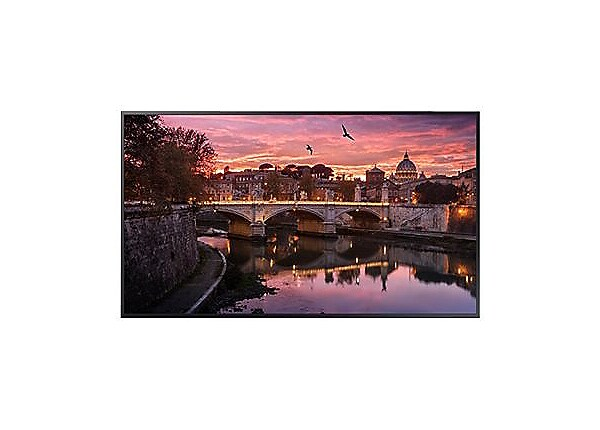 "Samsung QB49R QBR Series - 49"" LED display - 4K"