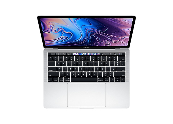 """Apple MacBook Pro 13"""" Core i7 1.7GHz 16GB 128GB - Touch Bar - Silver"""